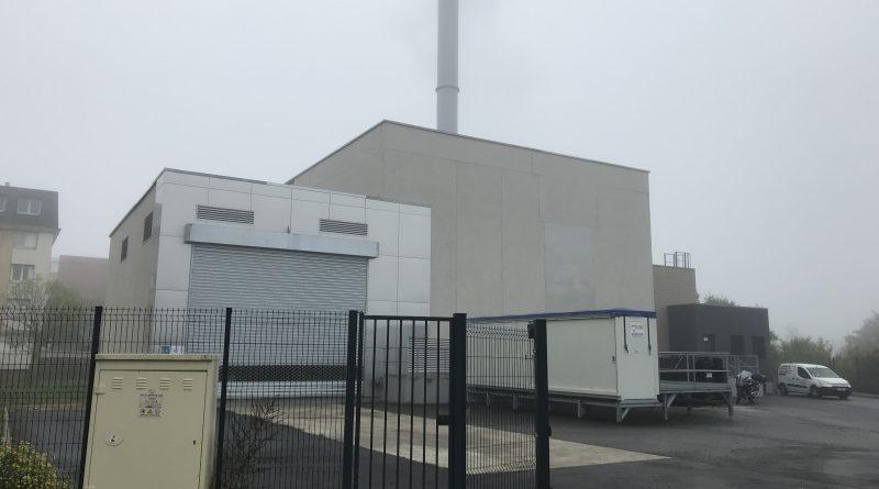 Chaufferie biomasse – Achères – Plantes d'Hennemont